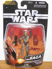 Star Wars saga collection R5-j2 C-3PO CHIEF CHIRPA + MORE