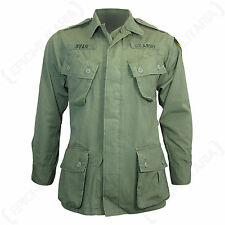 US Army VIETNAM Era JACKET - All Sizes - Repro American Tropical Jungle Coat