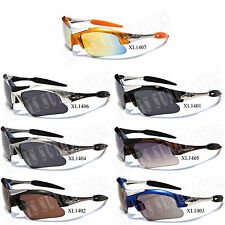 X Loop sunglasses Davis XL14MIX golf cycling baseball softball sunnies running