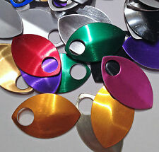 20- LARGE Anodized Aluminum Scales CHOOSE YOUR COLOR chainmail chain maille mail