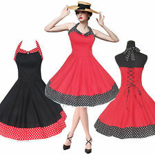 Maggie Tang 50s 60s Vintage Dancing Swing Rockabilly Ball Gown Prom Party Dress