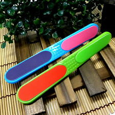 Nail Files Sanding 4 Color Buffer Block Shinner Polisher for Manicure SET A1492
