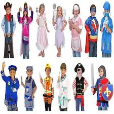 MELISSA & DOUG KIDS CHILD PLAY CHARACTER ROLEPLAY COSTUMES 3+ YEARS HI QUALITY