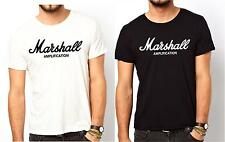 Marshall Amp T SHIRT Amplifier rock guitar ALL SIZES !!!