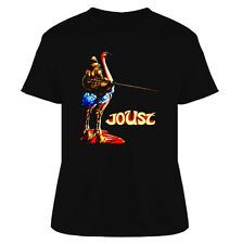 Joust Video Game Retro 80s T Shirt