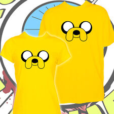 Adventure Time Jake the Dog inspired Funny T Shirt Mens Ladies TShirt Awesome