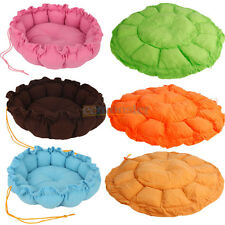 Small Medium Dog Puppy Cat Pet Nest Bed Adjustable Mat Cozy Warm Free Shipping