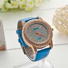 Korea Fashion Womens Diamond Radiance Watches Newest Style 2013 watch