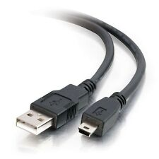5FT USB 2.0 A Male to mini B 5 pin MALE cable for Canon
