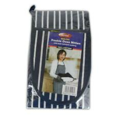 OVEN MITTEN OR APRON - HAND PROTECTION PADDED COOKING BAKING KITCHEN POT HOLDER