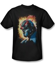 Justice League Villain Darkseid Darkside Face Picture Tee Shirt Adult S-3XL