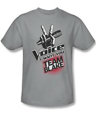 The Voice NBC TV Show Team Blake Shelton Officially Licensed Tee Shirt S-3XL