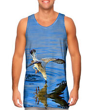 Yizzam- Think I Got Something Seagull - New Men Tank Top Tee Shirt XS S M L XL