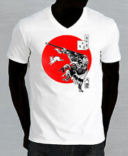 Tattoo T-Shirt  Yoshitoshi Sun Wukong and Jade Rabbit