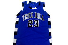NATHAN SCOTT #23 ONE TREE HILL JERSEY NEW BLUE - ANY SIZE