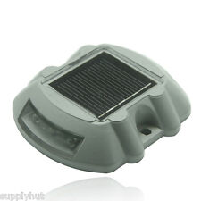 Solar Power Powered Outdoor Driveway Road Garden Path Light LED Many Colors