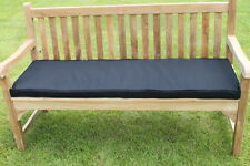 Garden Furniture Cushion-Cushion for 3 Seater Bench -Available in 6 colours