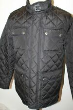 NWT  MEN'S  STEVE MADDEN AWESOME QUILT PUFFER COAT JACKET SIZE L LARGE $145