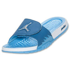 Nike Air Jordan Hydro V Retro Slide Sandals Light Blue White 555501-407 Size 13