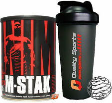 UNIVERSAL NUTRITION ANIMAL M - STAK 21 PACK ANABOLIC NON HORMONAL SYNTESIS STIMS