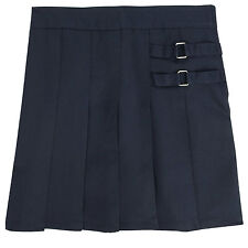 ACTIVE GIRLS NAVY TWO TAB SCOOTER SKORT FOR SCHOOL UNIFORM (NEW) SIZES 4-20