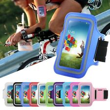 Sports Running Jogging Armband Case Cover Holder Fr Samsung Galaxy S4 Mini i9190