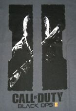 Call of Duty Black Ops II  Adult T-Shirt Officially Licensed BLACK OPS 2