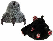 Novelty Slippers Funky Funny Warm Cosy Comfy Present Size 3 4 5 6 7 8 9 10 11 12