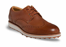 Callaway Master Staff Brogue Tan/Tan Men's Golf Shoes 2014 M565-05 New