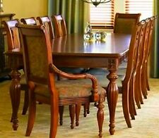 DOMAIN HOME Manchester Formal 10,9,7 Traditional Cherry Hardwood Dining Room Set