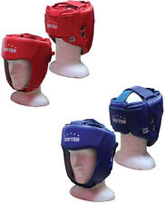 Boxing Head Guard - Top Ten AIBA Competition Protection Equipment Headguard Gear