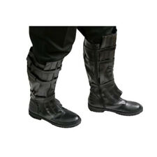 Jedi / Sith Boots Black - Quality - Compatible with an Anakin Skywalker Costume
