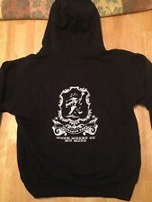 Educated Fool With Money On My Mind Zip-Up Hoodie Get Sh!t Done Grateful Dead