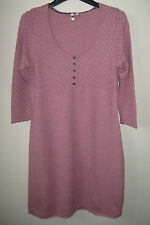 New White Stuff Knitted Jumper Dress Tunic 8-16 Tailor Made