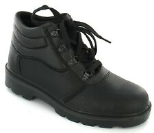 Black Safety Boots M27