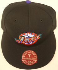 NBA Utah Jazz Mitchell and Ness Fitted Cap Hat M&N NEW!