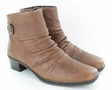 Ladies Rieker Leather Boots 74563-24