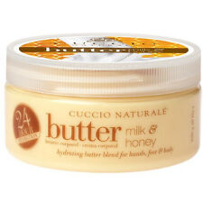 Cuccio Naturale Body Butter Blends 8oz Ship within 24hrs