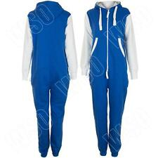 New Boys Kids Football Kit Chelsea Man City Onesie Fleece All In One Jumpsuit M