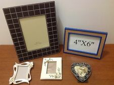 Picture Frames Various Sizes & Designs