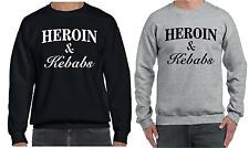 HEROIN AND KEBABS C&C DRAKE OBEY JUMPER SWEATSHIRT MENS ALL SIZES !!!!