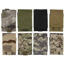 Military Army Camouflage Bag Belt Loop Pouch Houlster For iPhone Mobile Phone