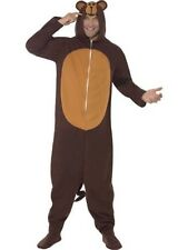 Unisex Monkey All in One Costume Promotion Fancy Dress Outfit Party Animal Fun