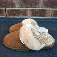 Ladies Winter Premium Sheepskin Australia Kangroo® Ugg Lady Slippers Scuffs Shoe