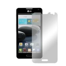 Mirror LCD Screen Protector Cover Film Guard for LG Optimus F6 D500 MS500