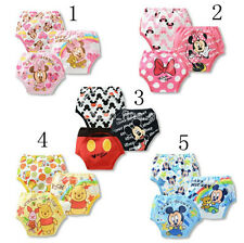 3 PCS Baby Toddler Kids Girls Boys Training Pants Potty Underwear
