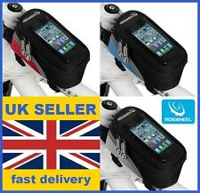 Bike mobile phone case holder iPhone 4S 5 HTC Samsung NEW PRICE *LAST FEW*
