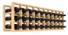 Counter top / Pantry Wine Racks Molding Grade Pine With Free Shipping
