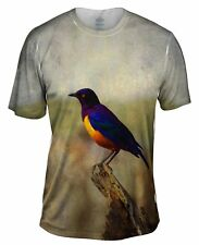 Yizzam- Tanzania Starling Bird - New Men Unisex Tee Shirt XS S M L XL 2XL 3XL 4
