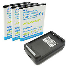 New Extended 2500mAh Replacement  Battery For Samsung Galaxy S3 S 3 III i9300